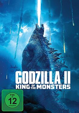 Godzilla II - King of the Monsters DVD