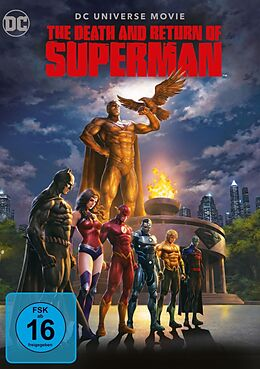 The Death and Return of Superman DVD