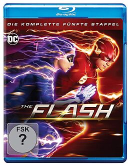 Flash - Staffel 5 Blu-ray