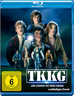 TKKG Blu-ray