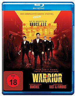 Warrior - Staffel 1 Blu-ray