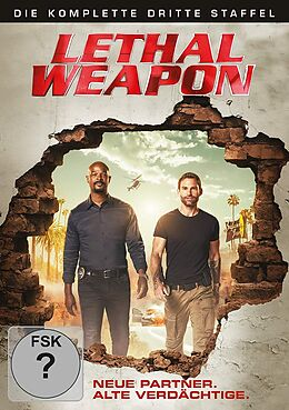 Lethal Weapon - Staffel 03 DVD