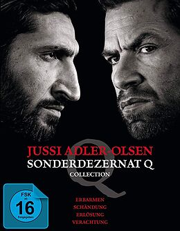 Sonderdezernat Q - Collection Blu-ray