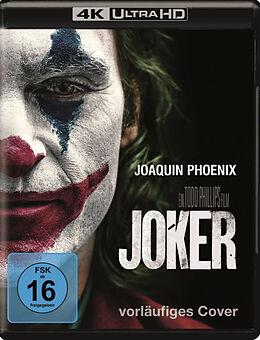Joker Blu-ray UHD 4K