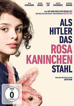 Als Hitler das rosa Kaninchen stahl DVD