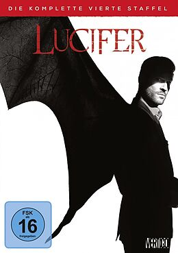 Lucifer - Staffel 04 DVD