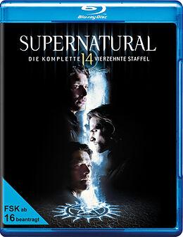 Supernatural - Staffel 14 - Blu-ray Blu-ray