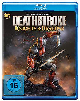 Deathstroke: Knights & Dragons Blu-ray
