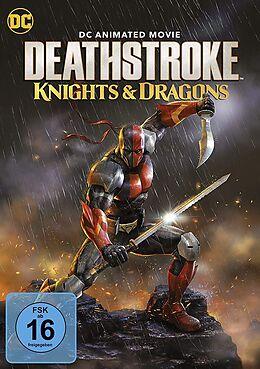 Deathstroke: Knights & Dragons DVD