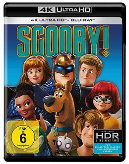Scooby! - 4k Uhd Blu-ray UHD 4K