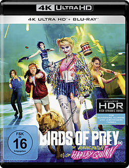 Birds of Prey - Harley Quinn Blu-ray UHD 4K