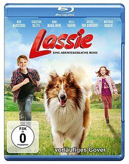 Lassie: Eine Abenteuerliche Reise Blu-ray