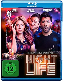 Nightlife Blu-ray