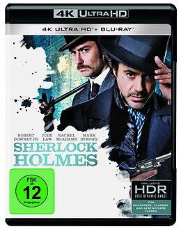 Sherlock Holmes Blu-ray UHD 4K + Blu-ray