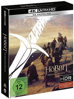 Der Hobbit: Die Spielfilm Trilogie - 4k Uhd Blu-ray UHD 4K