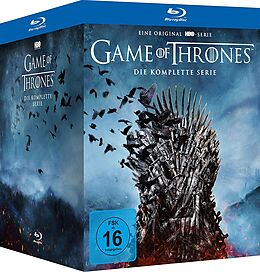 Game Of Thrones: Die Komplette Serie Blu-ray