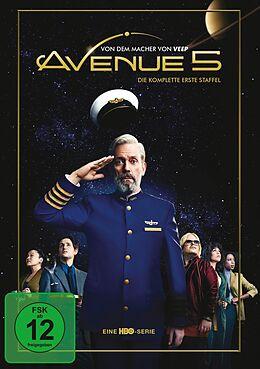 Avenue 5 - Staffel 01 DVD