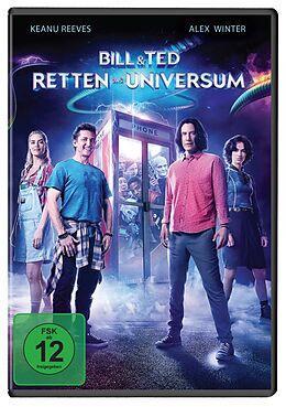 Bill & Ted retten das Universum DVD