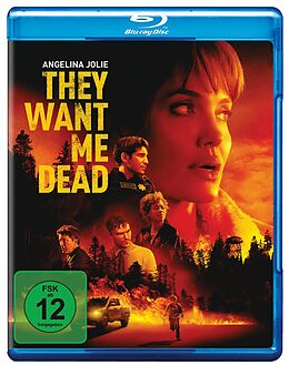 They Want Me Dead - Blu-ray Blu-ray
