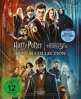 Wizarding World 10 Film Jubil.ed. Bd St Blu-ray