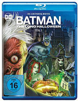 Batman: The Long Halloween Teil 2 Bd St Blu-ray