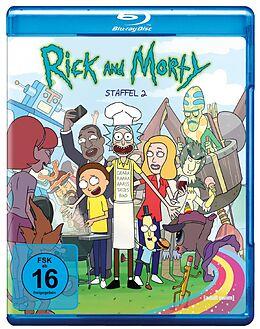 Rick & Morty Staffel 2 - Blu-ray Blu-ray