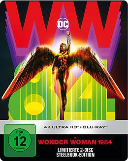 Wonder Woman 1984 - Limitierte Steelbook Blu-ray UHD 4K + Blu-ray