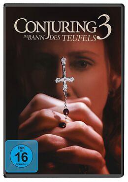Conjuring 3: Im Bann des Teufels DVD