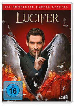Lucifer - Staffel 05 DVD