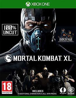 Mortal Kombat XL [XONE] (D/F) als Xbox One-Spiel