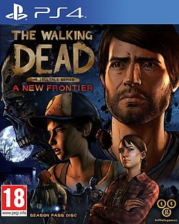 The Walking Dead - The Telltale Series: A New Frontier [PS4] (D/F) als PlayStation 4-Spiel