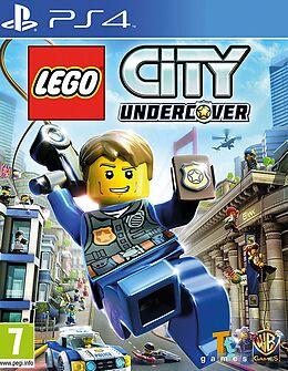 LEGO City Undercover [PS4] (D/F) als PlayStation 4-Spiel