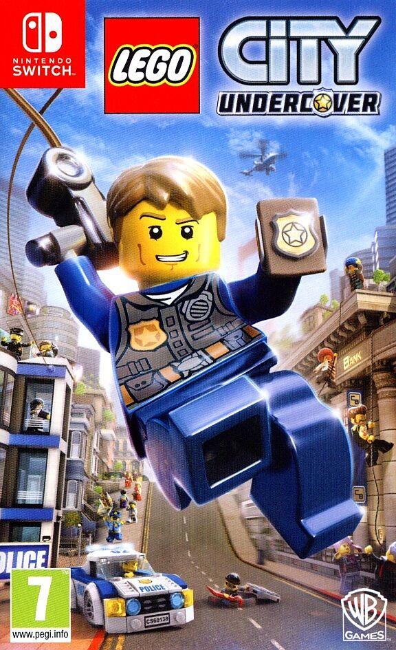 Lego City Undercover Nsw Df Für Nintendo Switch Kaufen Ex Libris