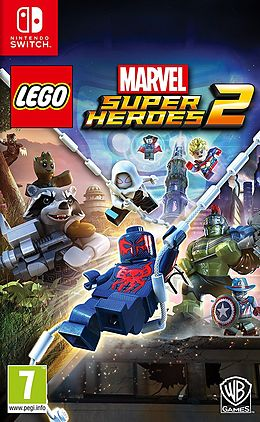 LEGO Marvel Super Heroes 2 [NSW] (D/F) comme un jeu Nintendo Switch