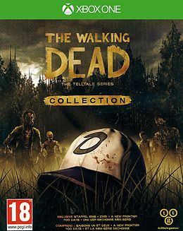The Walking Dead Collection: The Telltale Series [XONE] (D/F) als Xbox One-Spiel