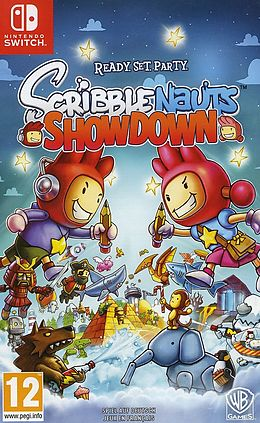 Scribblenauts Showdown [NSW] (D/F) als Nintendo Switch-Spiel