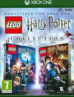 LEGO Harry Potter Collection [XONE] (D/F) als Xbox One-Spiel