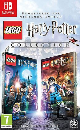 LEGO Harry Potter Collection [NSW] (D/F) als Nintendo Switch-Spiel