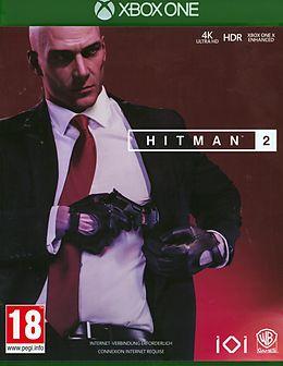 Hitman 2 [XONE] (D/F) comme un jeu Xbox One