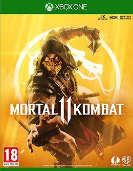 Mortal Kombat 11 [XONE] (D/F) als Xbox One-Spiel