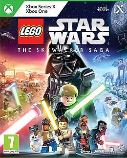 LEGO Star Wars - The Skywalker Saga [XONE] (D/F) comme un jeu Xbox One, Xbox Series X