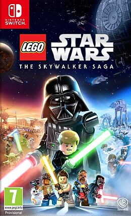 LEGO Star Wars - The Skywalker Saga [NSW] (D/F) als Nintendo Switch-Spiel