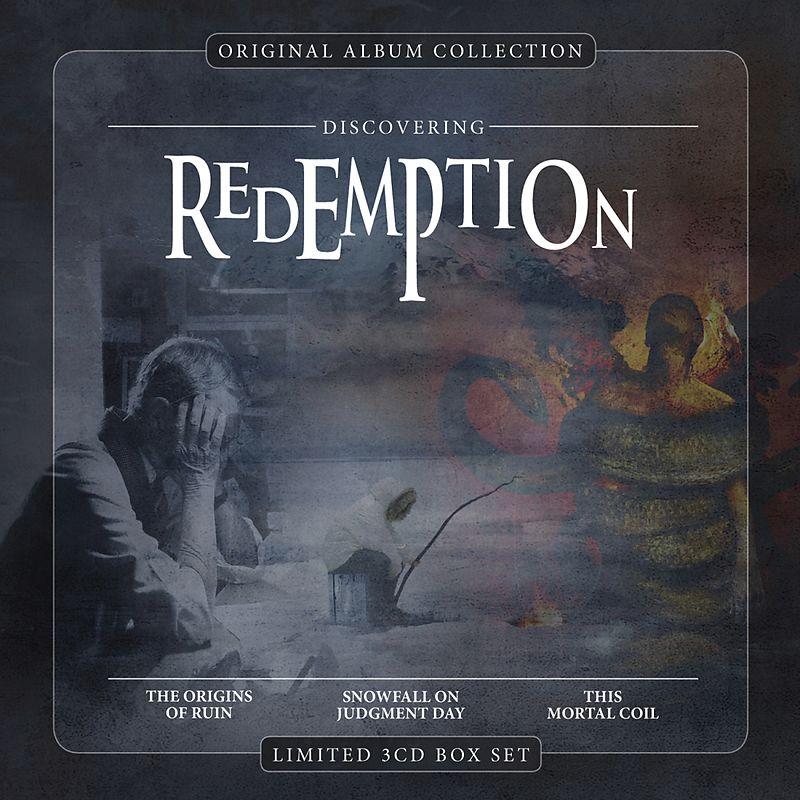 Original Album Collection:discovering Redemption