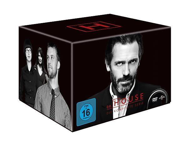 Dr. House - DVD - online kaufen | exlibris.ch