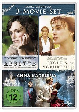 Keira Knightley DVD