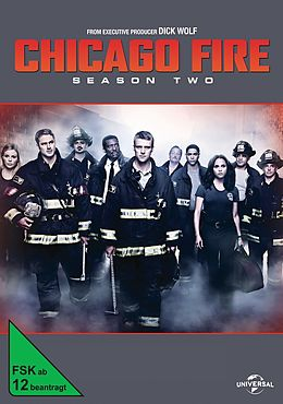 Chicago Fire S.2 DVD