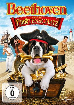 Beethoven und der Piratenschatz DVD