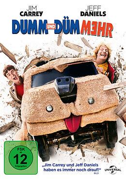 Dumm und Dümmehr DVD