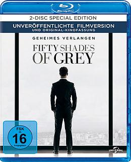 Fifty Shades Of Grey - Geheimes Verlangen Blu-ray
