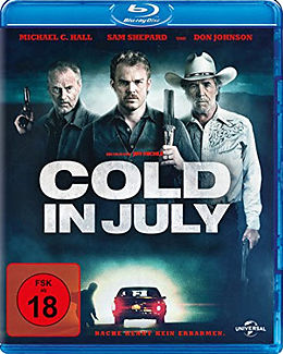 Cold in July Uncut Blu-ray